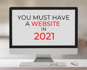 website in 2021